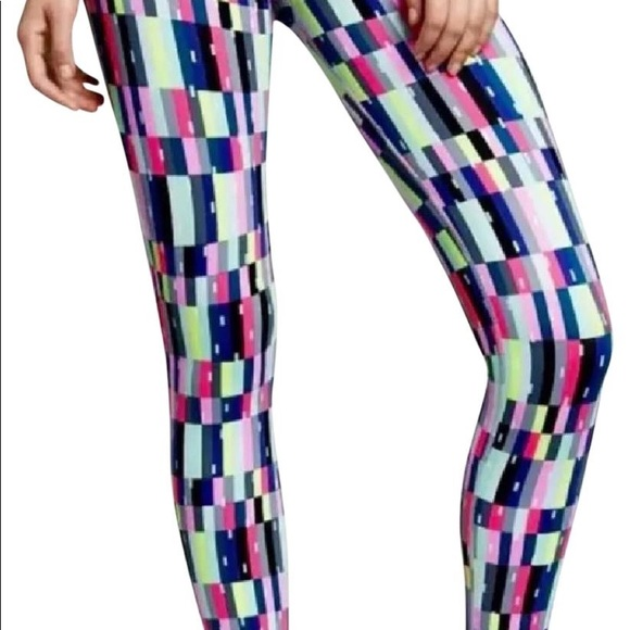Victoria's Secret Pants - VSX Sport Knockout leggings,multicolored
